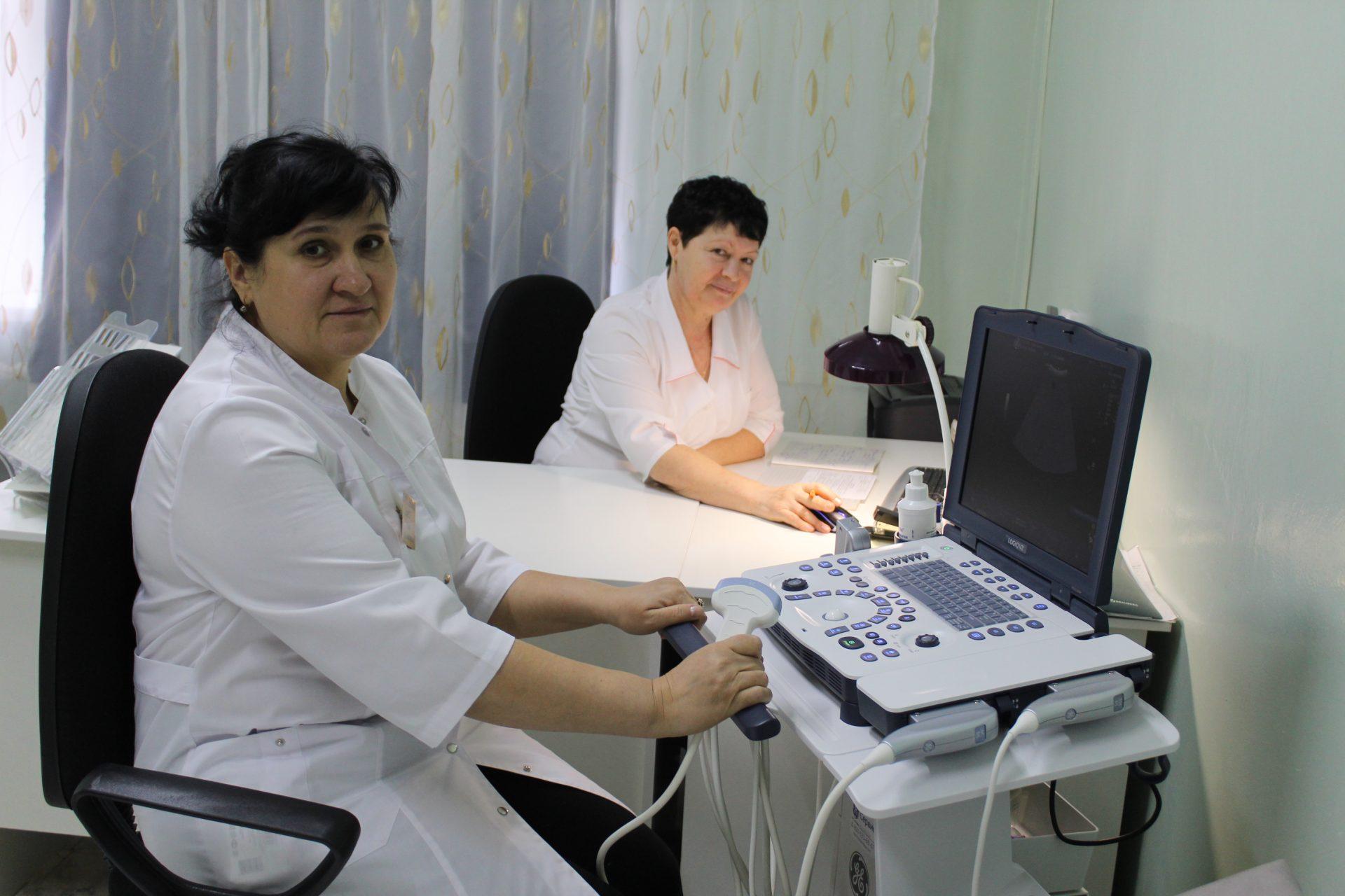 Для городской больницы Сорочинска приобретено новое оборудование
