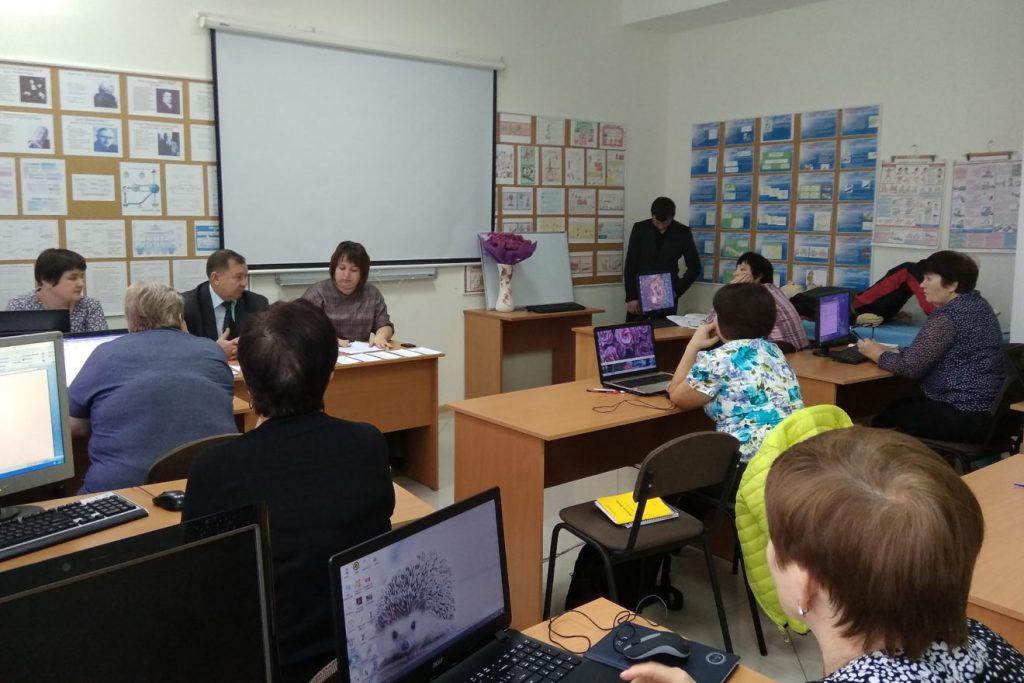 В Сорочинском городском округе пожилые люди прошли профессиональное обучение