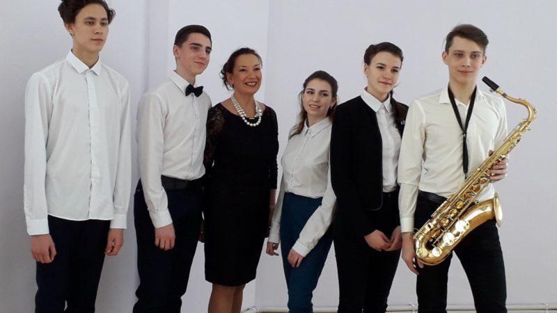 Встреча с бузулукскими музыкантами