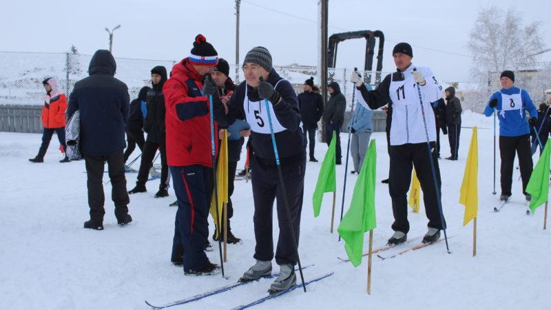 Даешь лыжню!