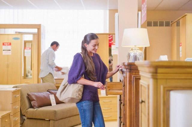 Особенности продажи мебели