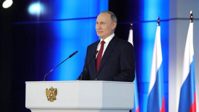 Путин подписал закон о праве на жилье детей разведенных родителей