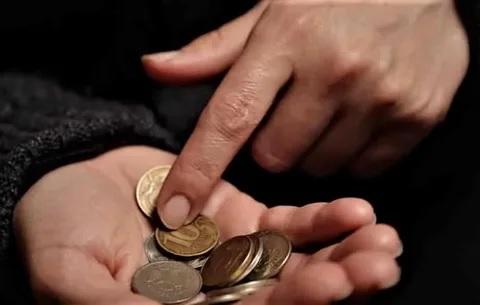 57 строчка из 67 или 14,3% оренбуржцев находятся за чертой бедности