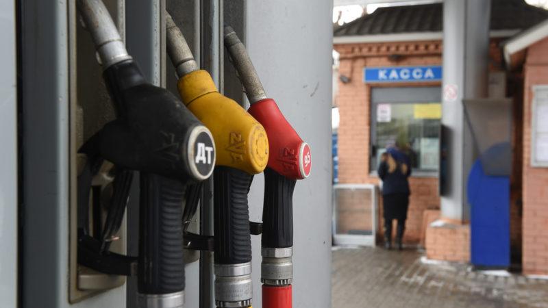 В Оренбуржье подорожал бензин
