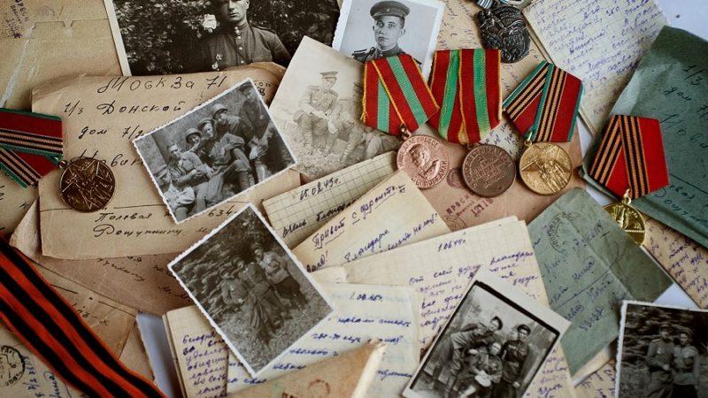 В Государственном архиве Оренбургской области оцифрованы раритетные фонозаписи участников Великой Отечественной войны