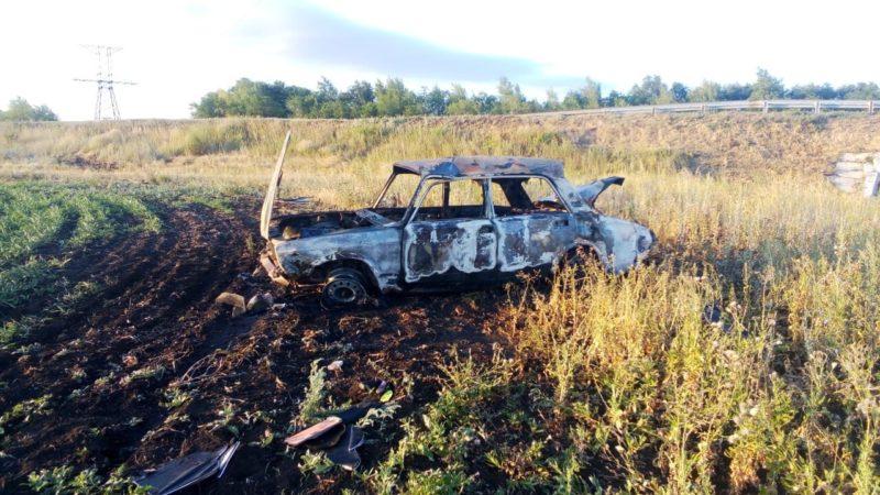 В Сорочинском городском округе в дорожно-транспортном происшествии пострадал житель Новосергиевского района