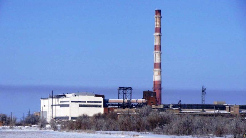 Завод возобновляет производство