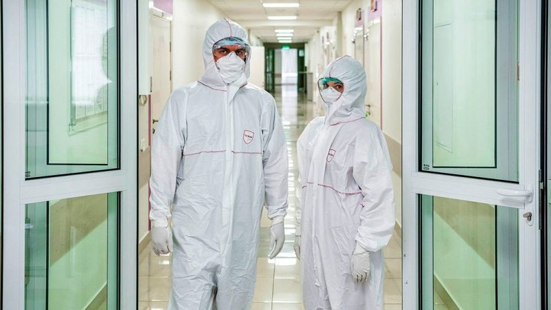 Оперативные данные по заболеваемости коронавирусом в Оренбургской области