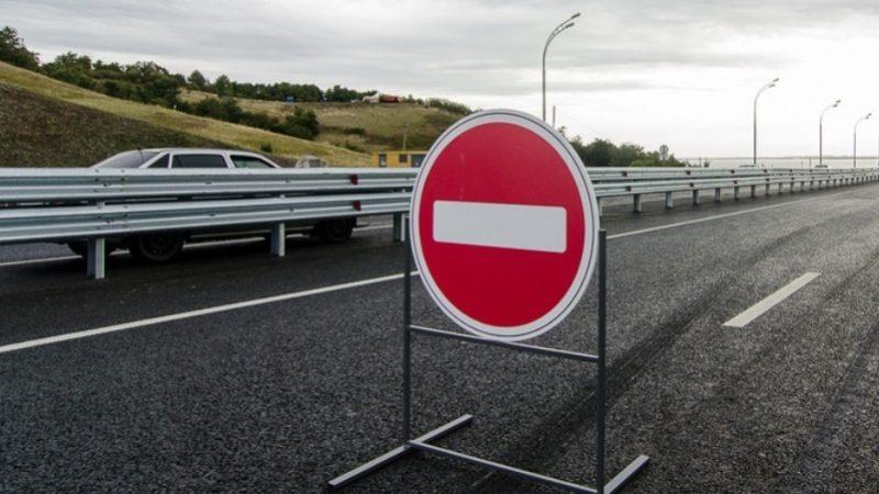 Грузовики из Оренбургской  области не смогут выехать за ее пределы