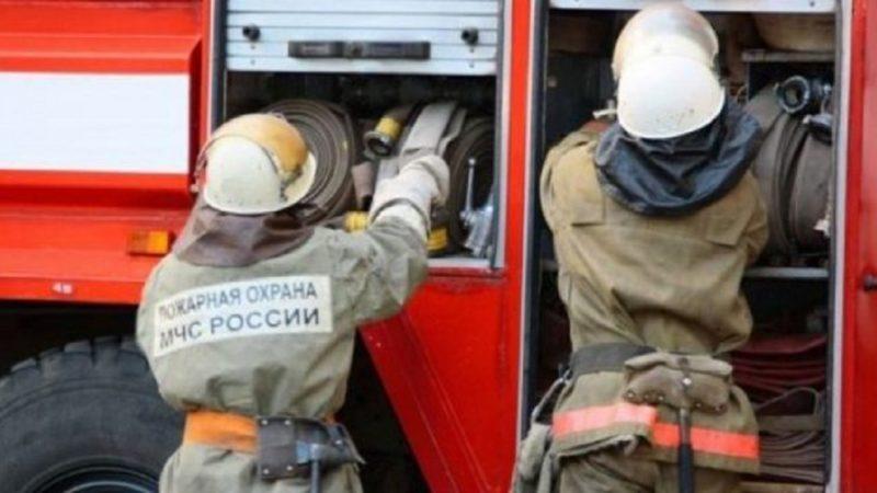 Трём районам Оренбургской области угрожают природные пожары