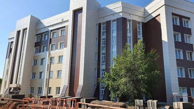 Стационар областной больницы скоро откроет двери