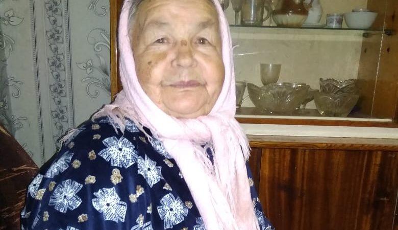 Сотрудниками полиции Сорочинского городского округа разыскивается без вести пропавшая бабушка
