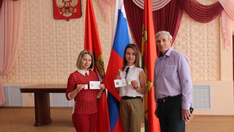 В Сорочинском городском округе создана система работы по подготовке значкистов ГТО