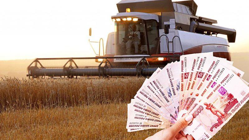 Субсидии растениеводам