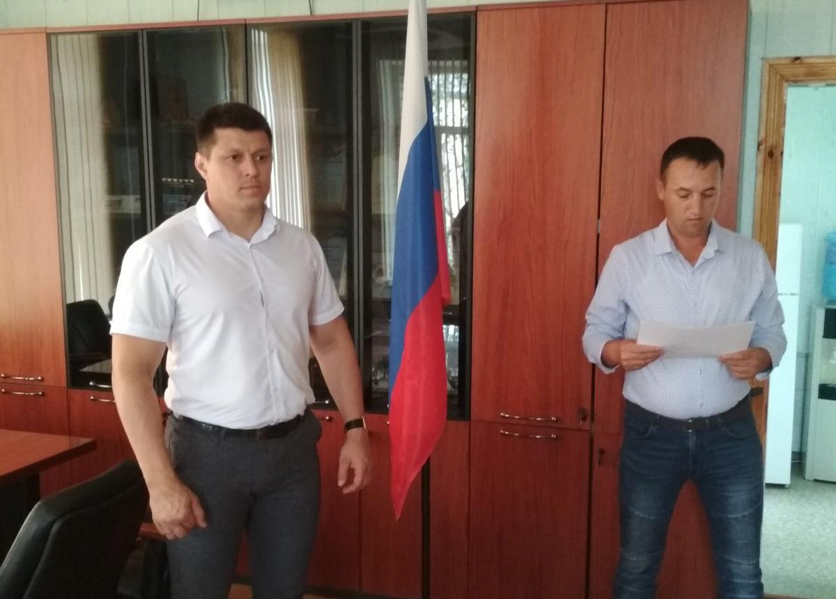 Иностранный гражданин произнес присягу на верность Российской Федерации