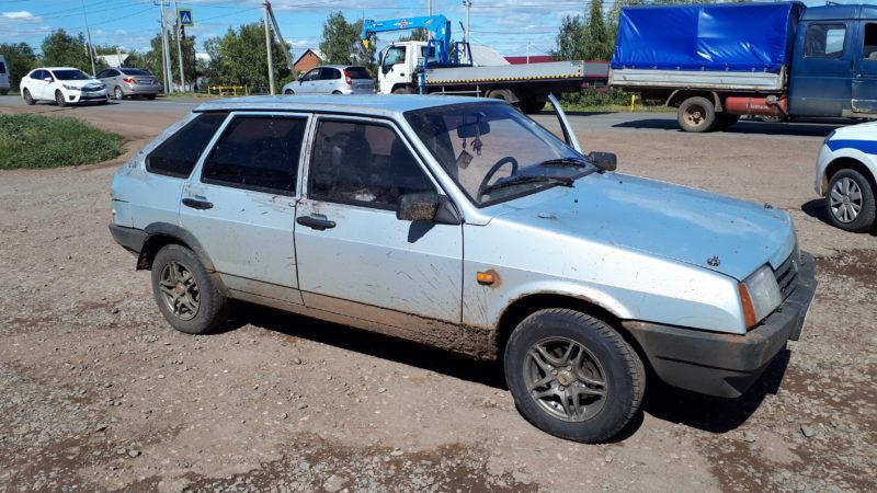 В Сорочинске задержаны подозреваемые в угоне автомобиля