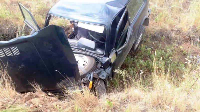 В Сорочинском городском округе в дорожно-транспортном происшествии пострадал житель г. Бузулука