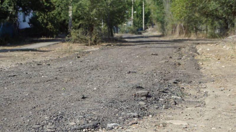 Дороги во Второй Ивановке не соответствуют ГОСТу