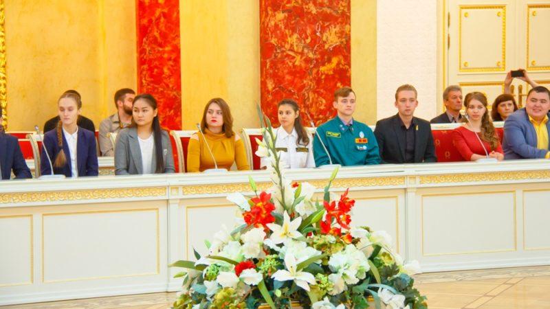 В Оренбургской области подвели итоги ежегодного областного конкурса «Золотая молодёжь»