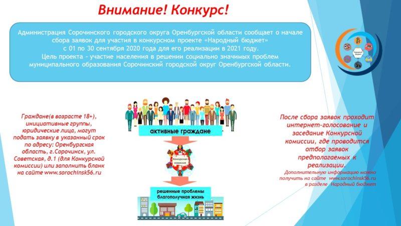 Конкурсный проект «Национальный бюджет»