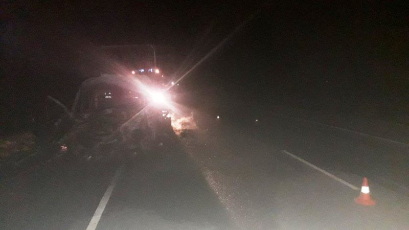 В ДТП пострадал житель Самары