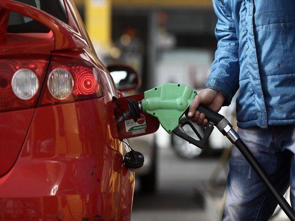 Цена топлива растет