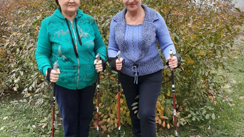С лыжными палками на пути к долголетию