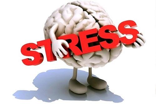 Стресс наступает