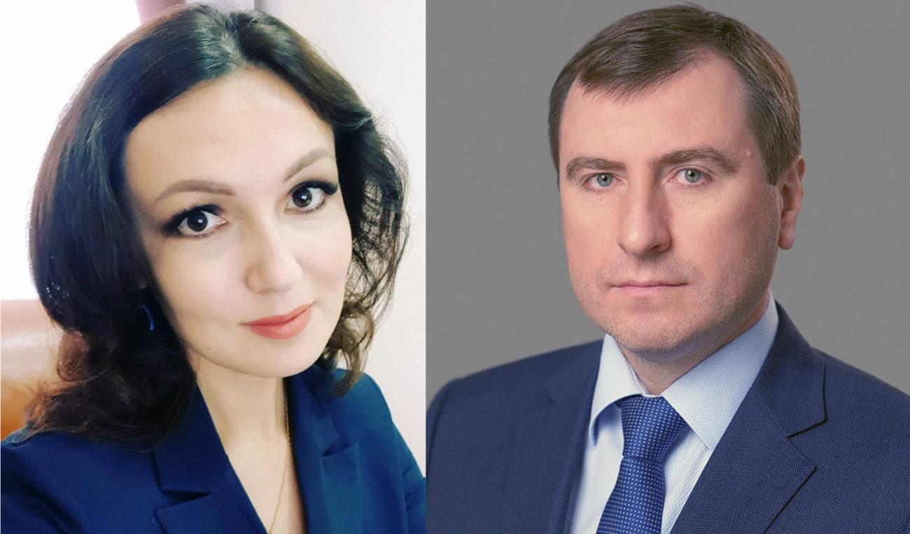 В правительстве Оренбуржья новые назначения