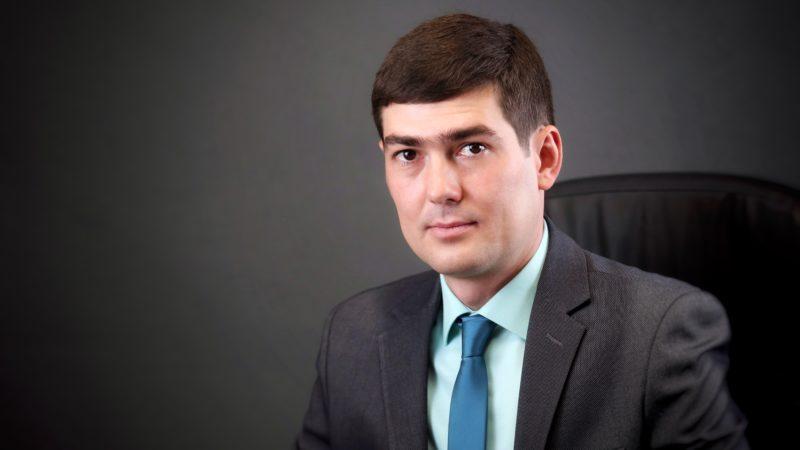 Денис Кривцов возглавил Региональное агентство молодежных программ и проектов