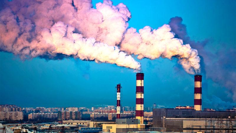 Нечистый воздух региона