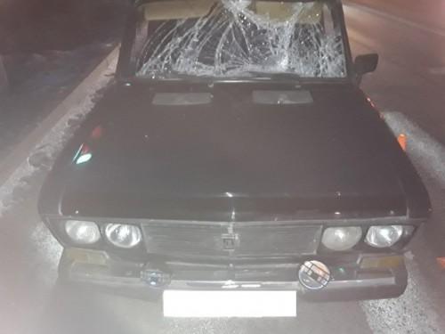 Сорочинца сбили на «шестерке» в Новотроицке