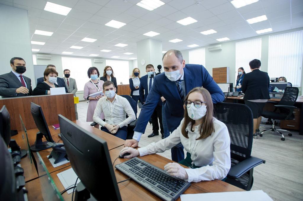 Центр управления регионом: в топе обращений жителей в социальных сетях – здравоохранение и образование