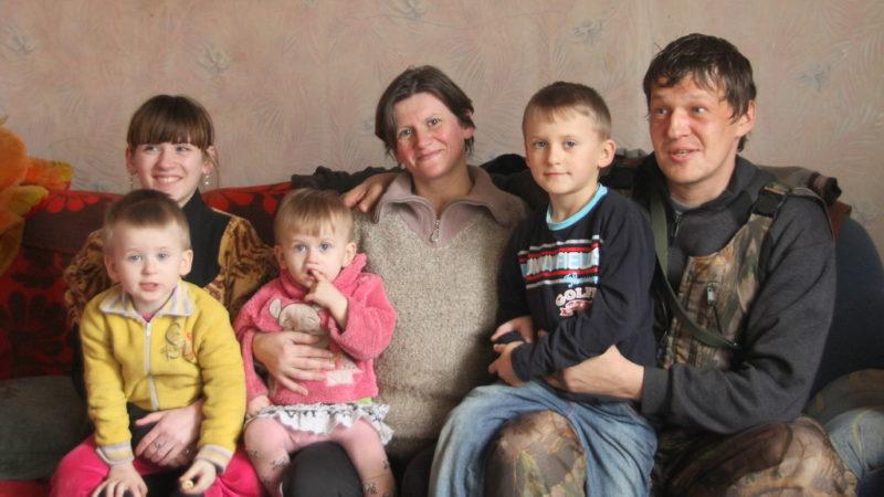 Проверили многодетные семьи