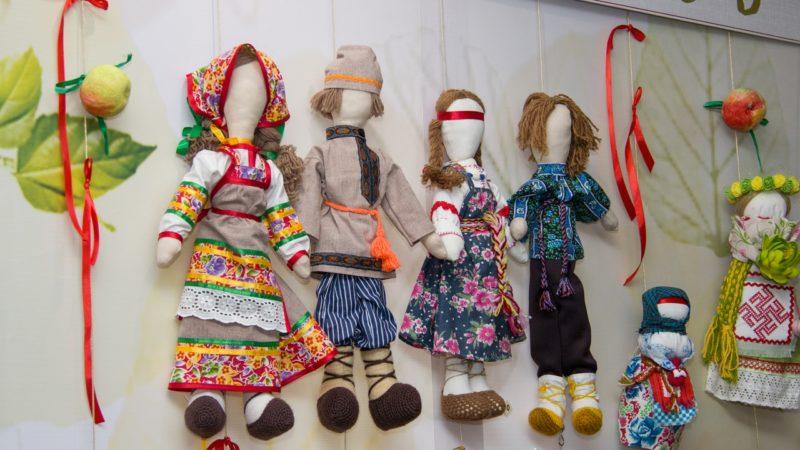 Традиционная русская кукла