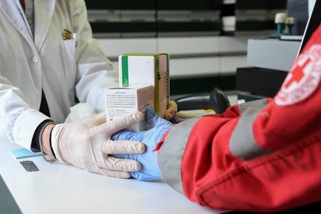 Больные коронавирусом начали получать бесплатные лекарства