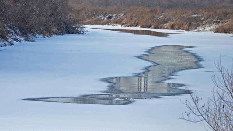 Опасные реки Оренбуржья