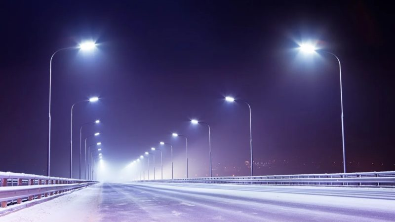Кто будет ремонтировать уличное освещение?