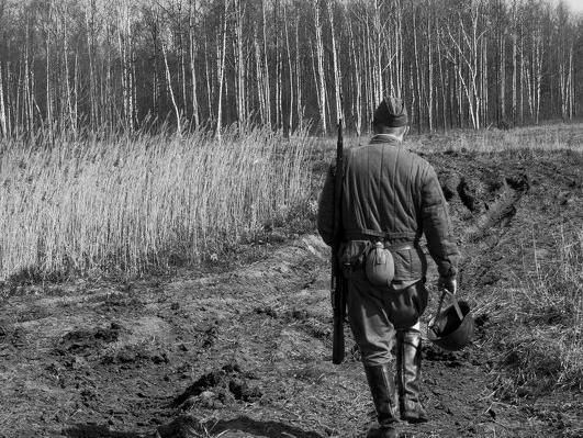 Долгий путь солдата Василия