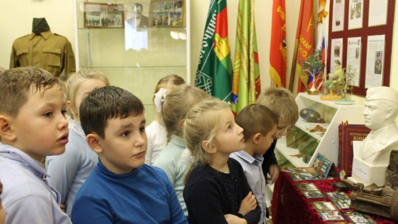 Музею «Истоки» школы № 117 присвоен статус партнера Музея Победы на основании заключения Экспертной комиссии