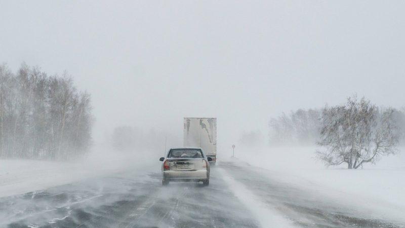Госавтоинспекция предупреждает: непогода может стать причиной ДТП