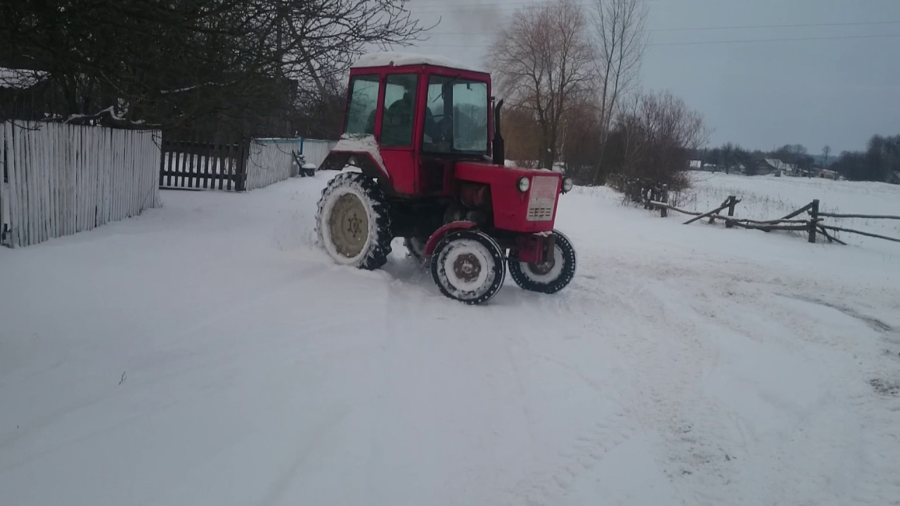 Житель Сорочинска украл трактор