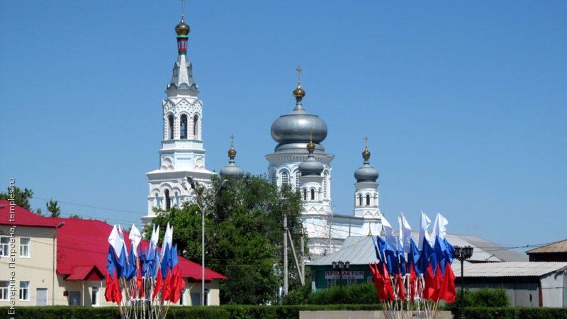 Город Сорочинск — сельская территория