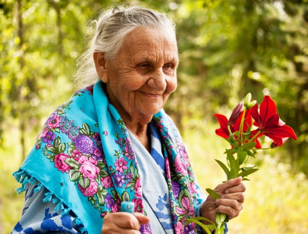 Подари неодинокую старость