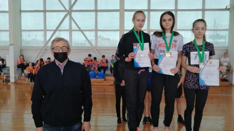 Легкая атлетика: на пути к победам