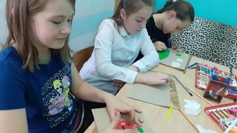 Сорочинские школьники «оживляют» истории!