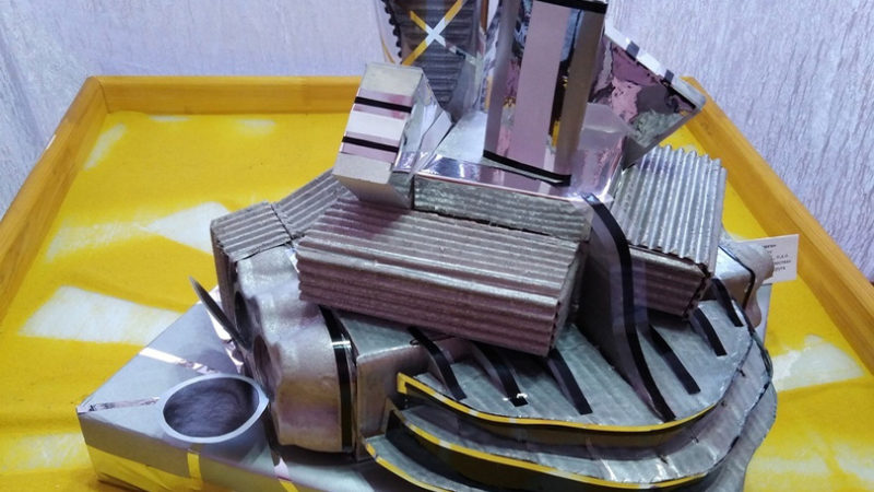 Проект «Космопорта будущего» создали в ЦДТ