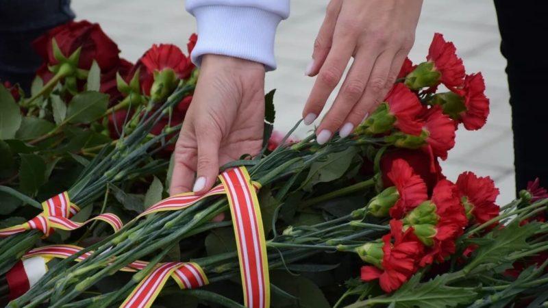 Всероссийская акция в знак единства с поколением победителей