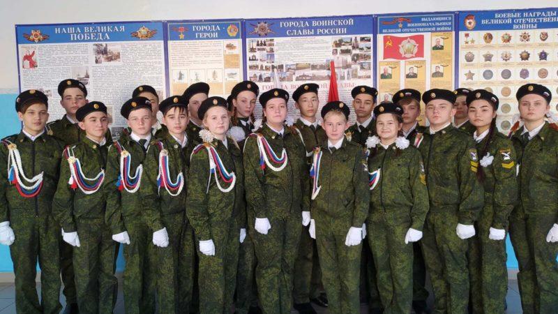 17 февраля – день российского кадетства