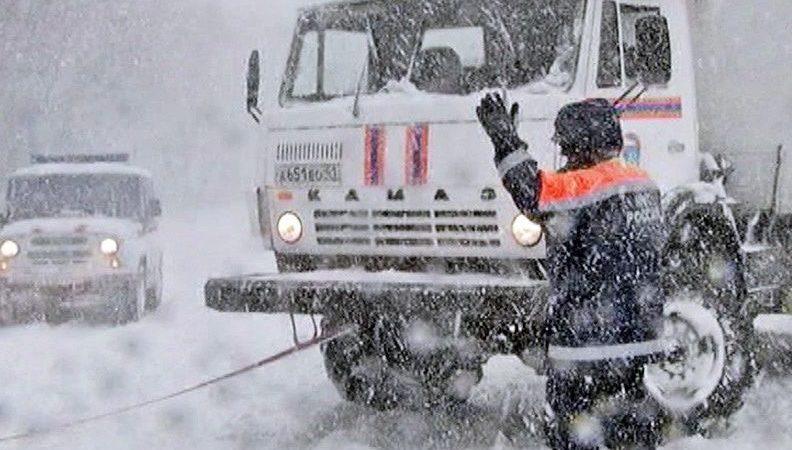 В Оренбуржье силы МЧС привели в состояние повышенной готовности